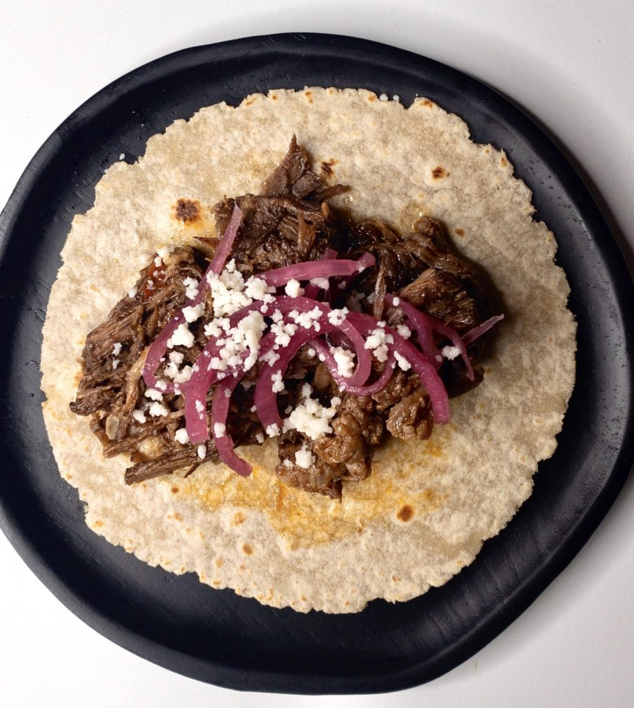 Instant Pot Beef Birria Tacos