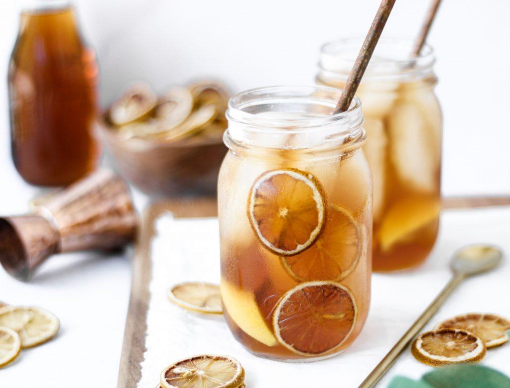 Skinny Whiskey Sweet Tea