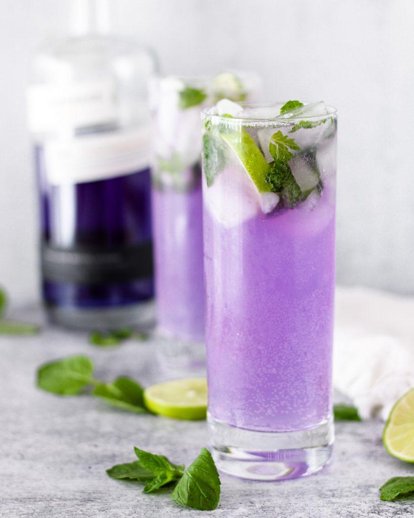 The Skinny Gin Mojito